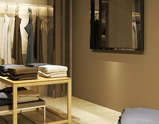 Foreign company designs store interiors and carries out works for international luxury chain. Tax implications